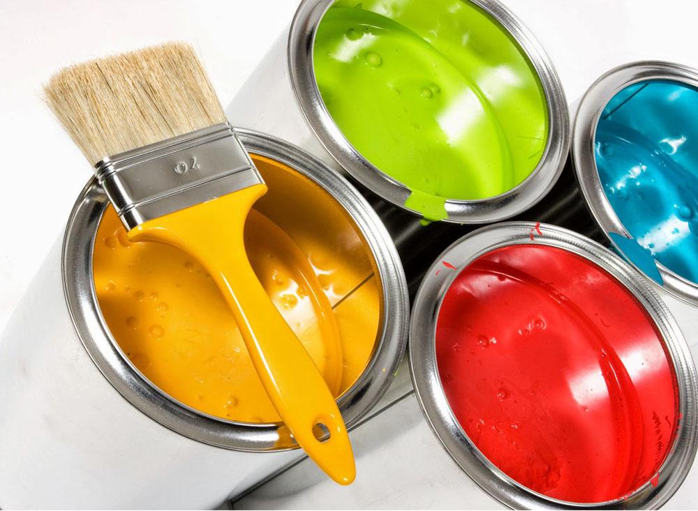 sơn chính hãng chất lượng